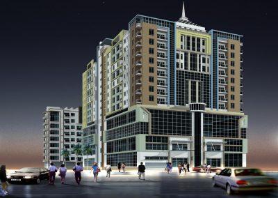 Lay Daung Kan Road Project